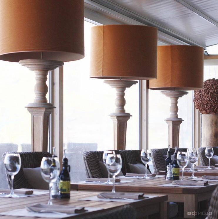 Ресторан Бокончино в ТРЦ РИО на Ленинском проспекте (Bocconcino - Проспект Вернадского) фото 16