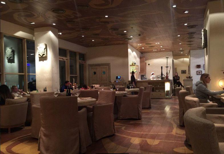 Ресторан Бокончино в ТРЦ РИО на Ленинском проспекте (Bocconcino - Проспект Вернадского) фото 8
