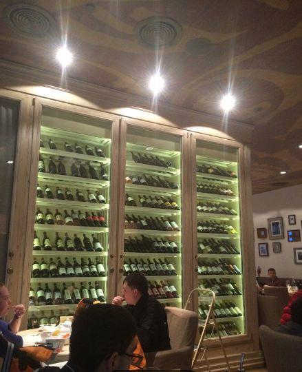 Ресторан Бокончино в ТРЦ РИО на Ленинском проспекте (Bocconcino - Проспект Вернадского) фото 5