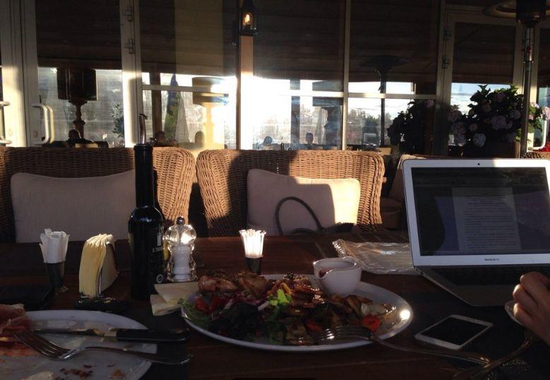 Ресторан Бокончино в ТРЦ РИО на Ленинском проспекте (Bocconcino - Проспект Вернадского) фото 40