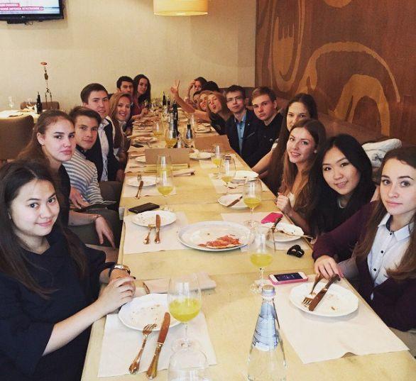 Ресторан Бокончино в ТРЦ РИО на Ленинском проспекте (Bocconcino - Проспект Вернадского) фото 55