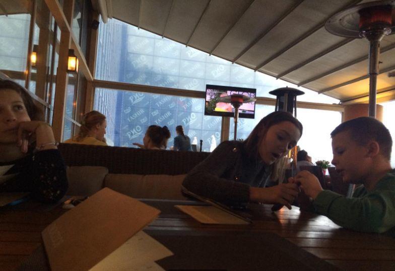 Ресторан Бокончино в ТРЦ РИО на Ленинском проспекте (Bocconcino - Проспект Вернадского) фото 49