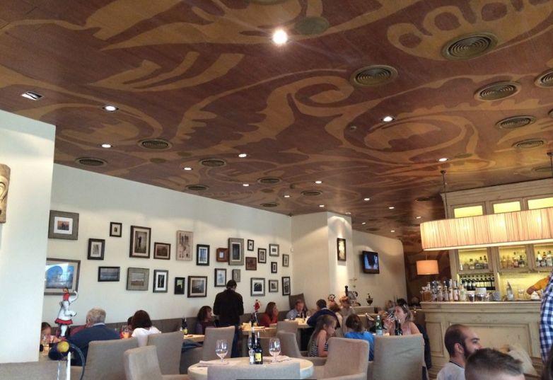 Ресторан Бокончино в ТРЦ РИО на Ленинском проспекте (Bocconcino - Проспект Вернадского) фото 45