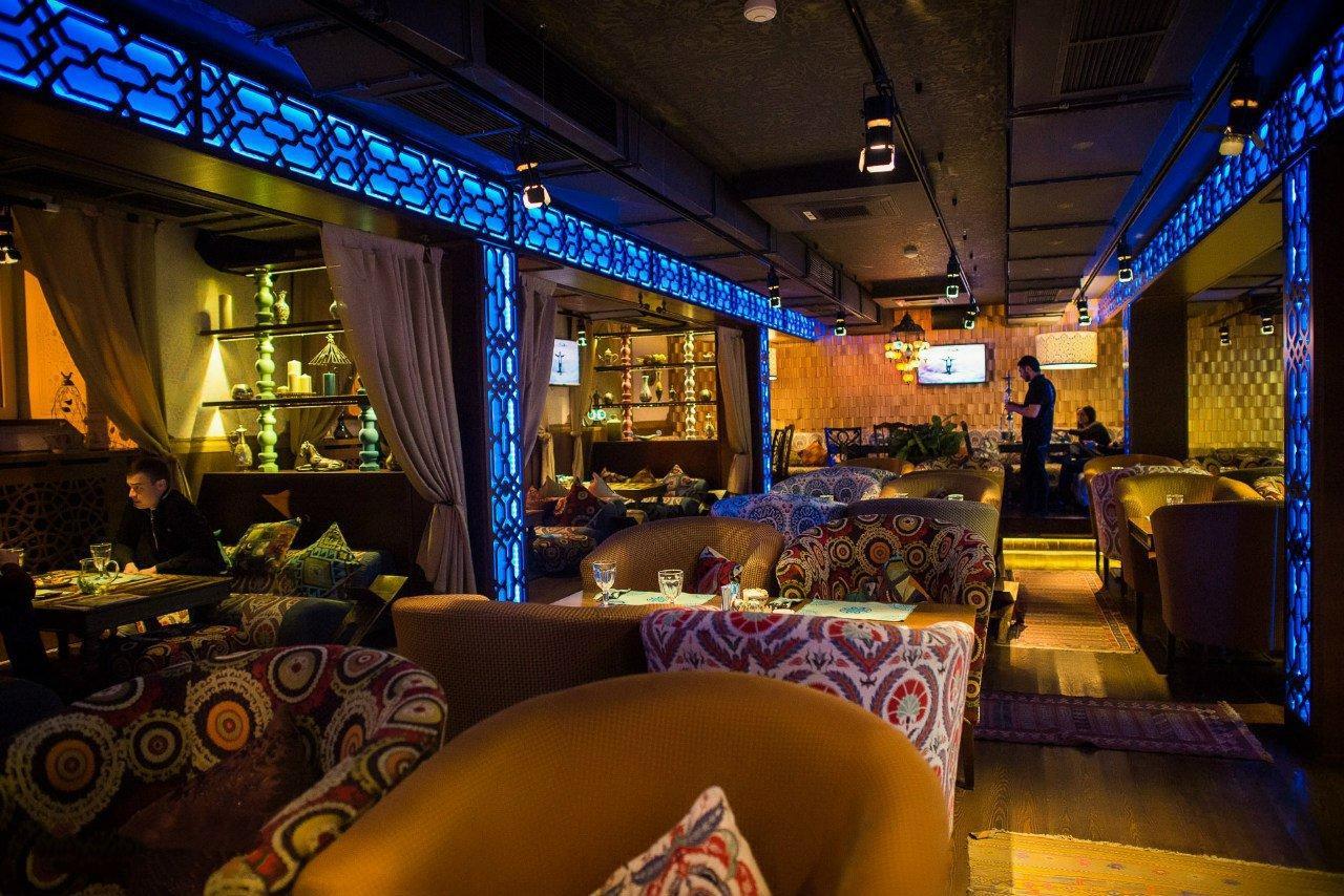 Восточный Ресторан Казан на Сретенке фото 1