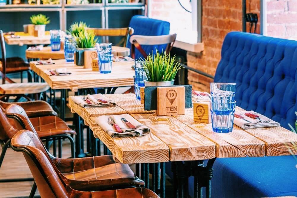 Кафе Ten (Тен) фото 11