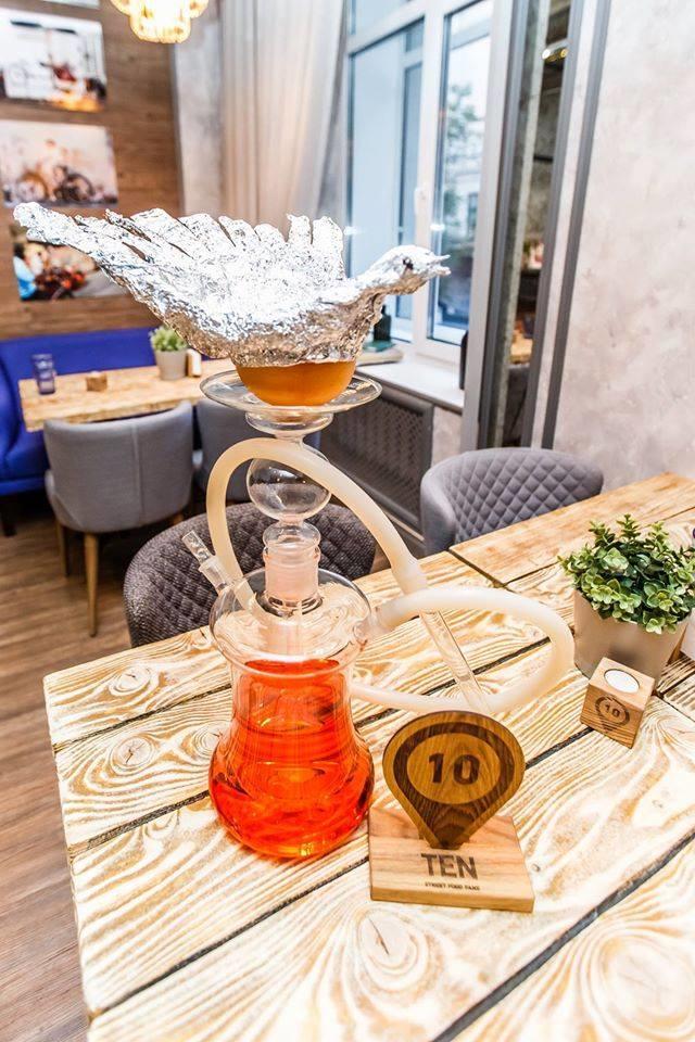 Кафе Ten (Тен) фото 16