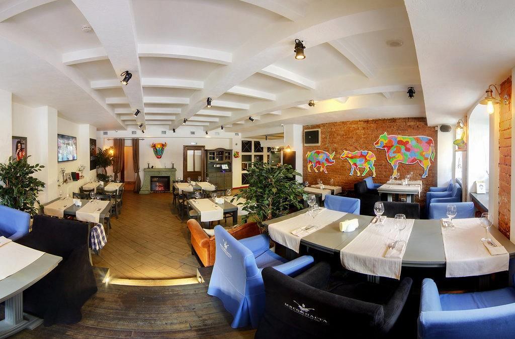 Ресторан Мясо & Паста на Белорусской фото 7