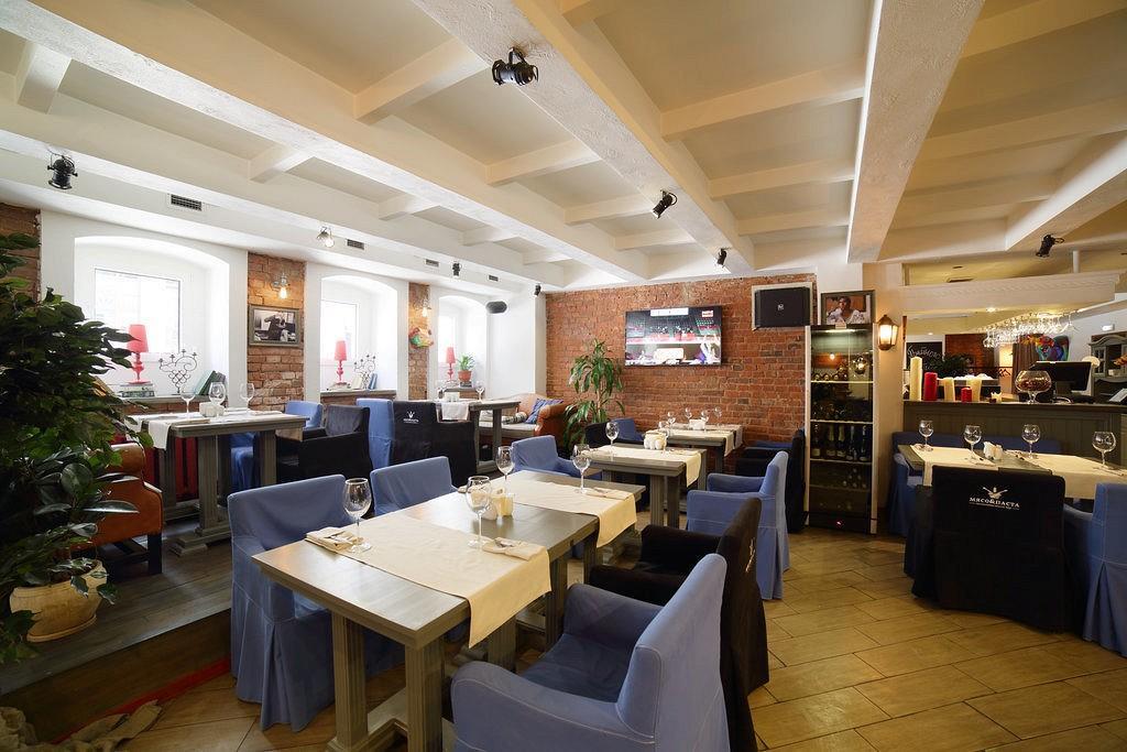 Ресторан Мясо & Паста на Белорусской фото 9