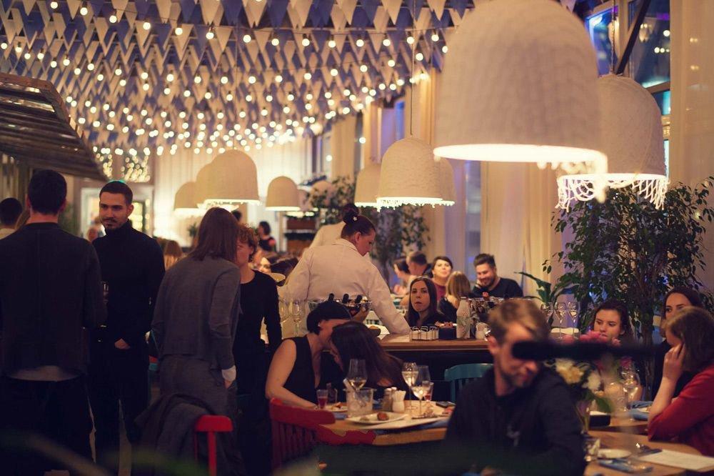 Ресторан Баркас фото 1