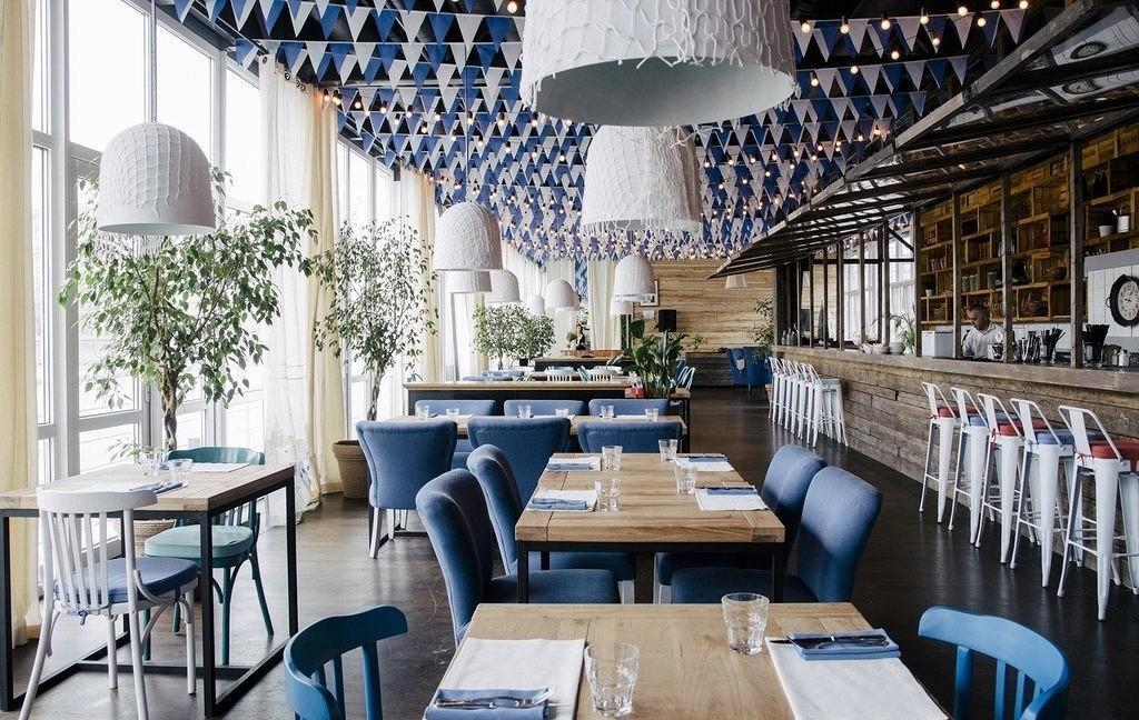 Ресторан Баркас фото