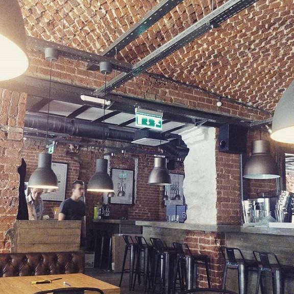 Ресторан Хлеб и Вино на Патриарших фото 5