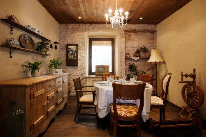 Ресторан Хлеб и Вино на Китай-Городе фото 8