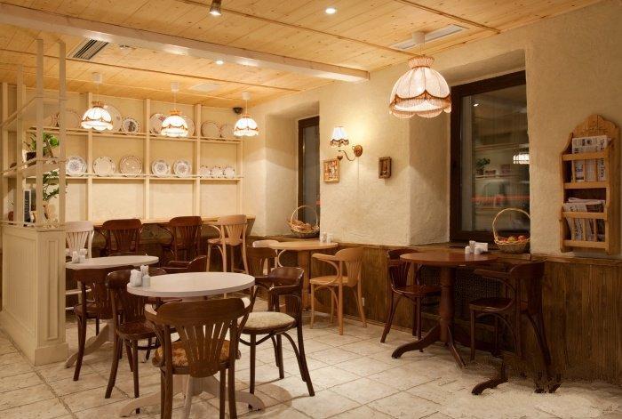 Ресторан Хлеб и Вино на Китай-Городе фото 5