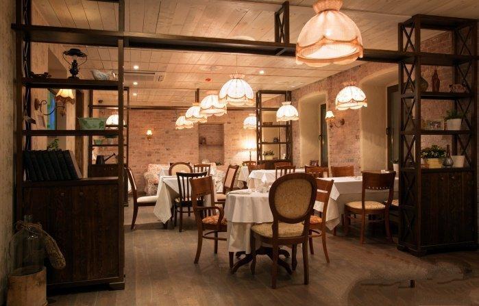 Ресторан Хлеб и Вино на Китай-Городе фото 1