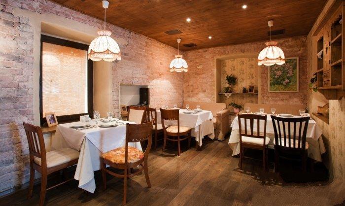 Ресторан Хлеб и Вино на Китай-Городе фото