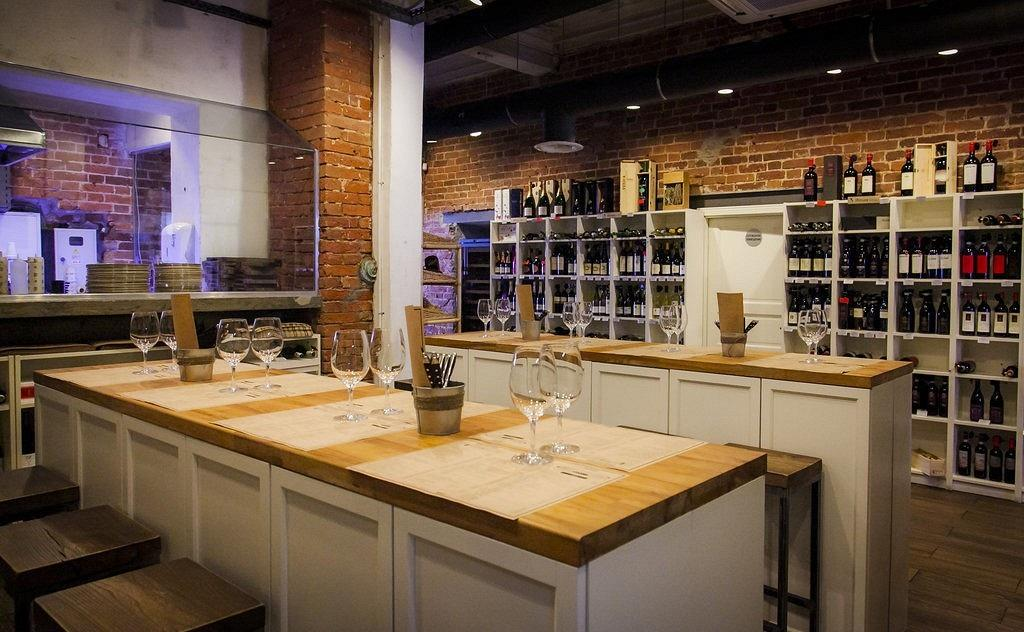 Ресторан Хлеб и Вино на Маросейке (Китай-Город / Покровка) фото 13