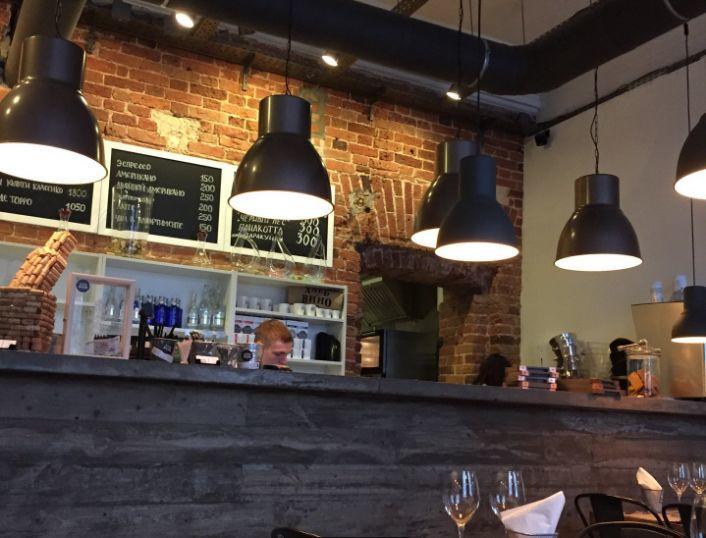 Ресторан Хлеб и Вино на Маросейке (Китай-Город / Покровка) фото 27