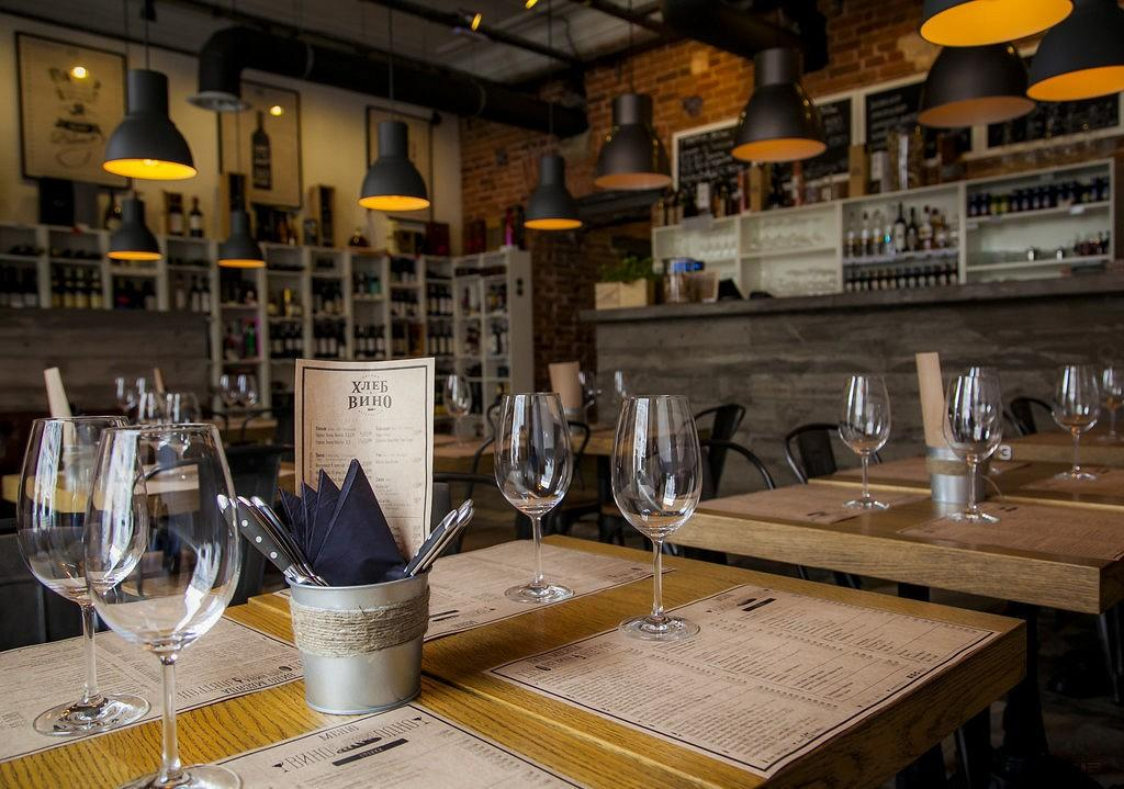 Ресторан Хлеб и Вино на Маросейке (Китай-Город / Покровка) фото 29