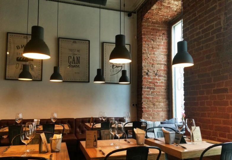 Ресторан Хлеб и Вино на Маросейке (Китай-Город / Покровка) фото 33