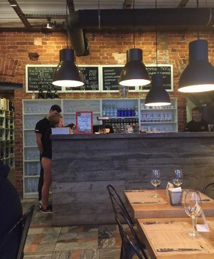 Ресторан Хлеб и Вино на Маросейке (Китай-Город / Покровка) фото 37