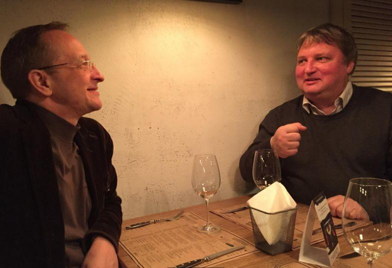 Ресторан Хлеб и Вино на Маросейке (Китай-Город / Покровка) фото 40