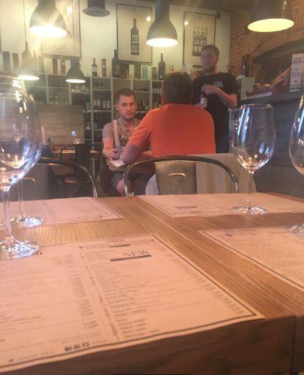 Ресторан Хлеб и Вино на Маросейке (Китай-Город / Покровка) фото 50