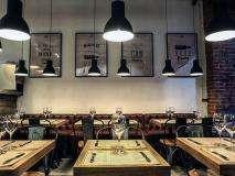 Ресторан Хлеб и Вино на Большой Никитской фото 4