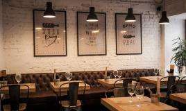 Ресторан Хлеб и Вино на Большой Никитской фото 12