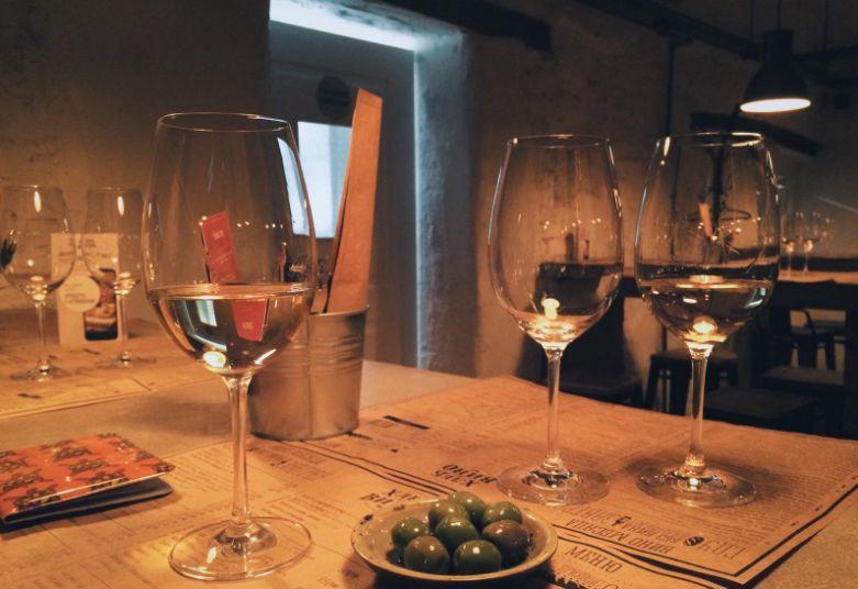 Ресторан Хлеб и Вино на Большой Никитской фото 13