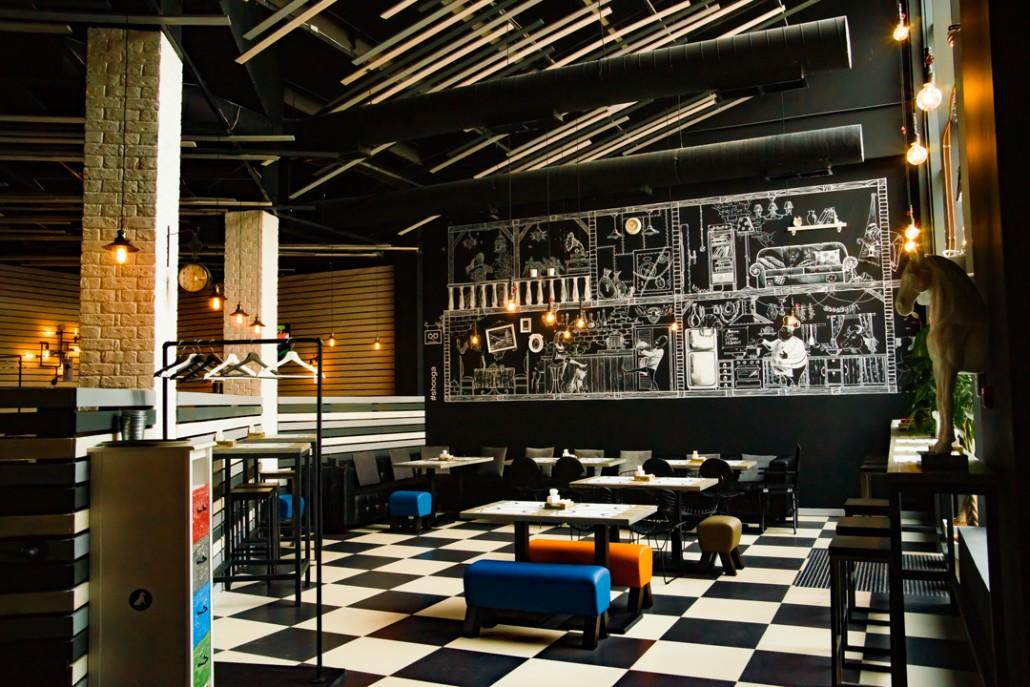 Ресторан Shooga RestoBar на Белой Даче (Шуга РестоБар Lounge Cafe) фото