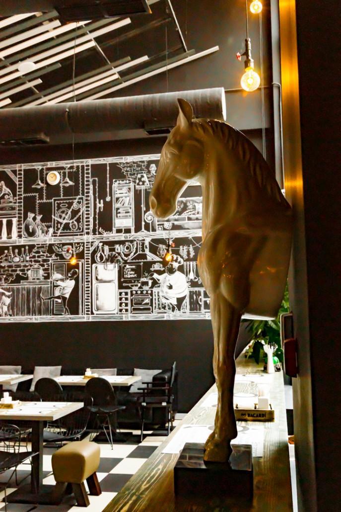 Ресторан Shooga RestoBar на Белой Даче (Шуга РестоБар Lounge Cafe) фото 21