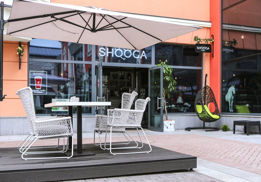 Ресторан Shooga RestoBar на Белой Даче (Шуга РестоБар Lounge Cafe) фото 25