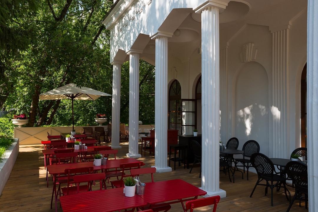 Ресторан Счастье не за Горами на ВДНХ фото 2