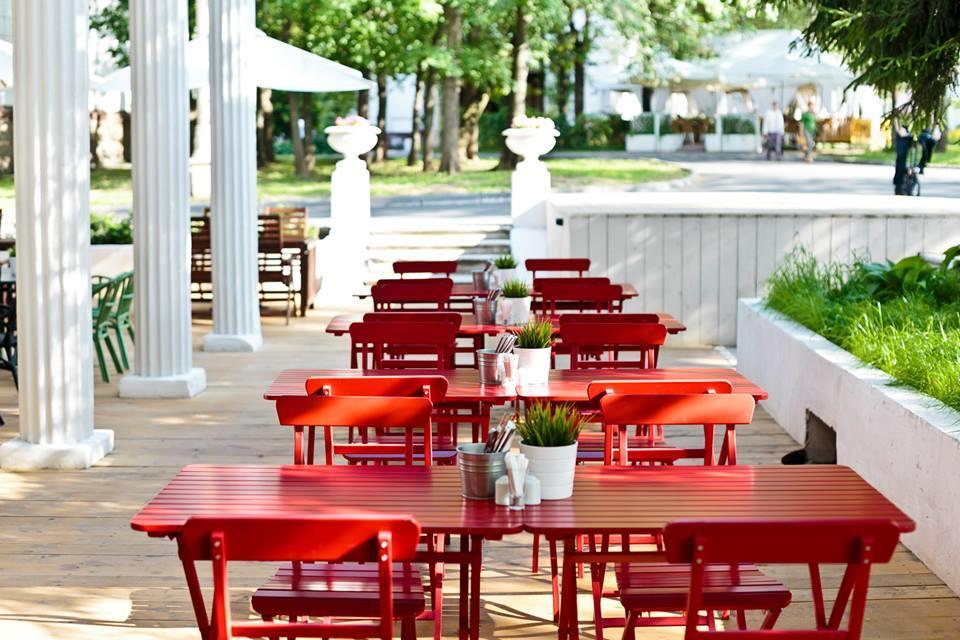 Ресторан Счастье не за Горами на ВДНХ фото 10