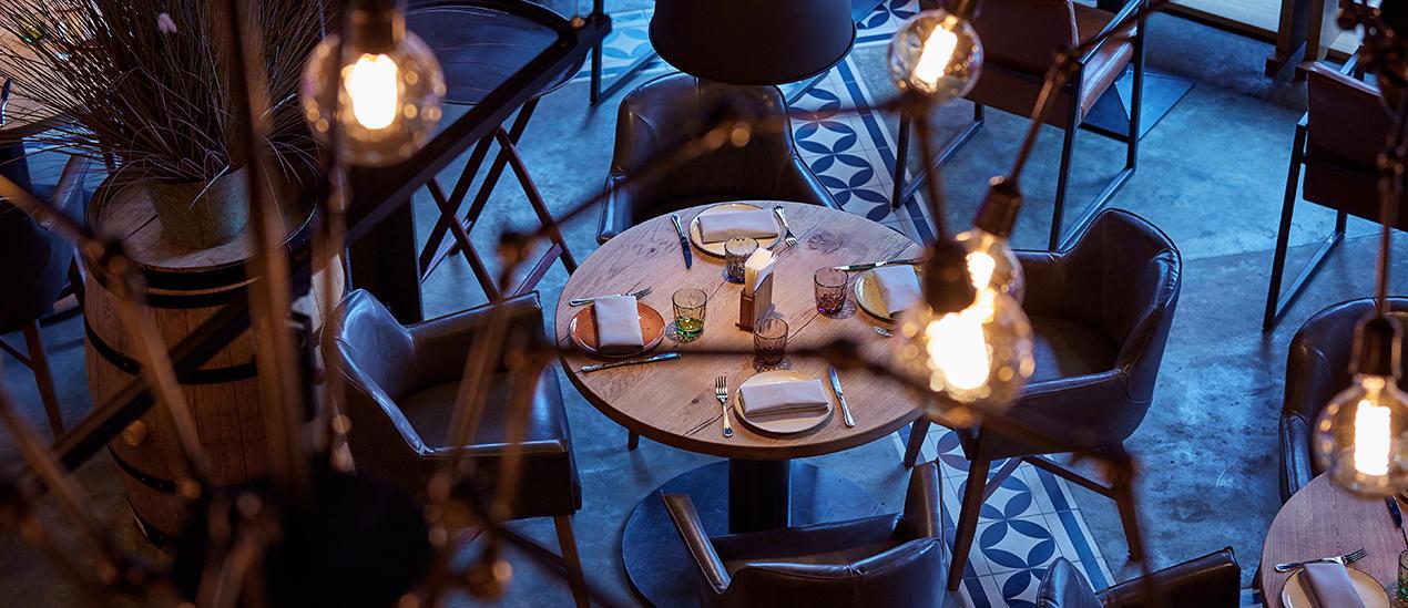 Ресторан Валенок на Цветном Бульваре (Valenok) фото 14