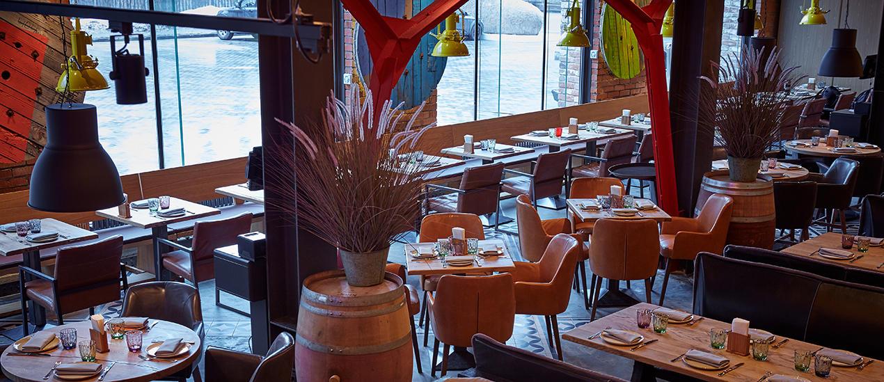 Ресторан Валенок на Цветном Бульваре (Valenok) фото 13