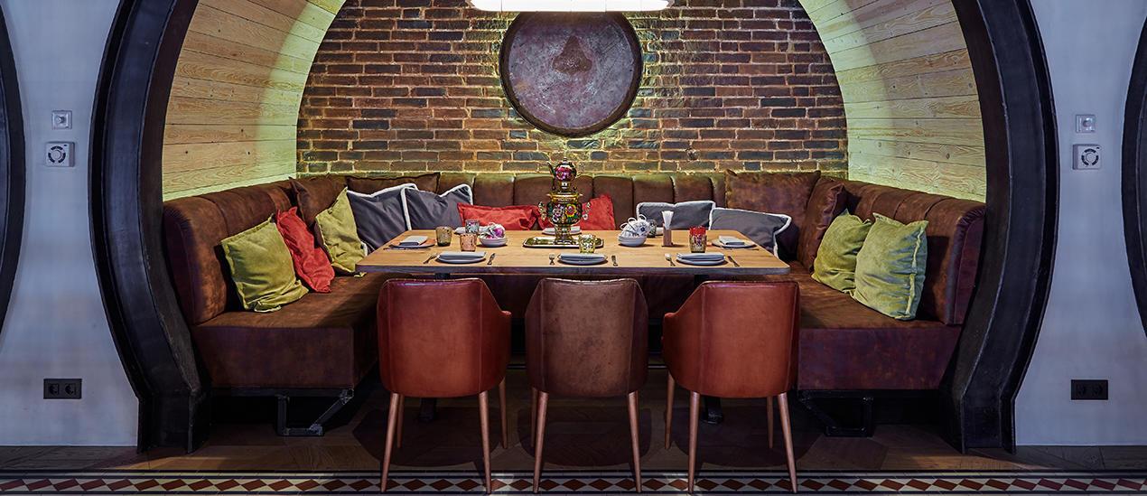 Ресторан Валенок на Цветном Бульваре (Valenok) фото 12
