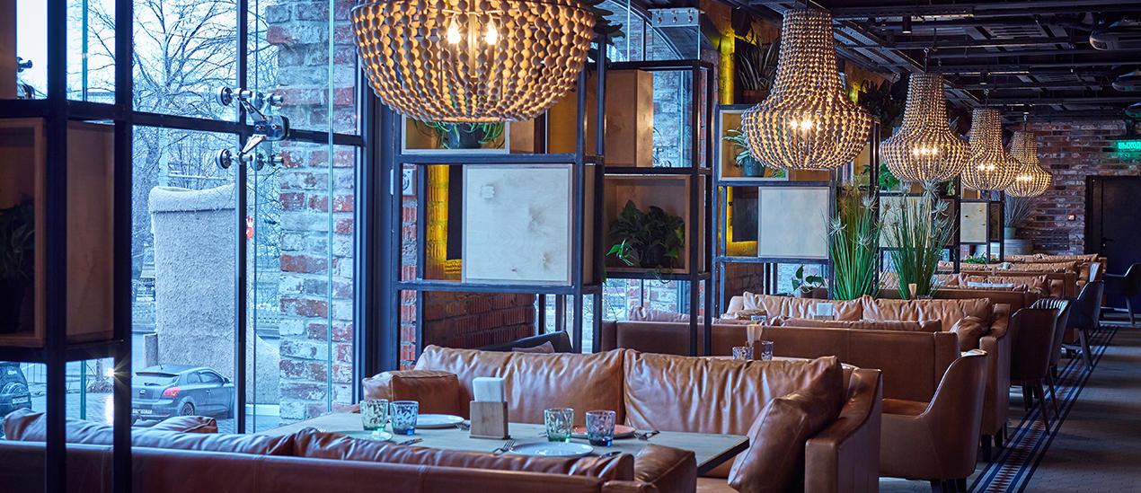 Ресторан Валенок на Цветном Бульваре (Valenok) фото 1