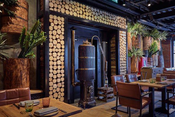 Ресторан Валенок на Цветном Бульваре (Valenok) фото 10
