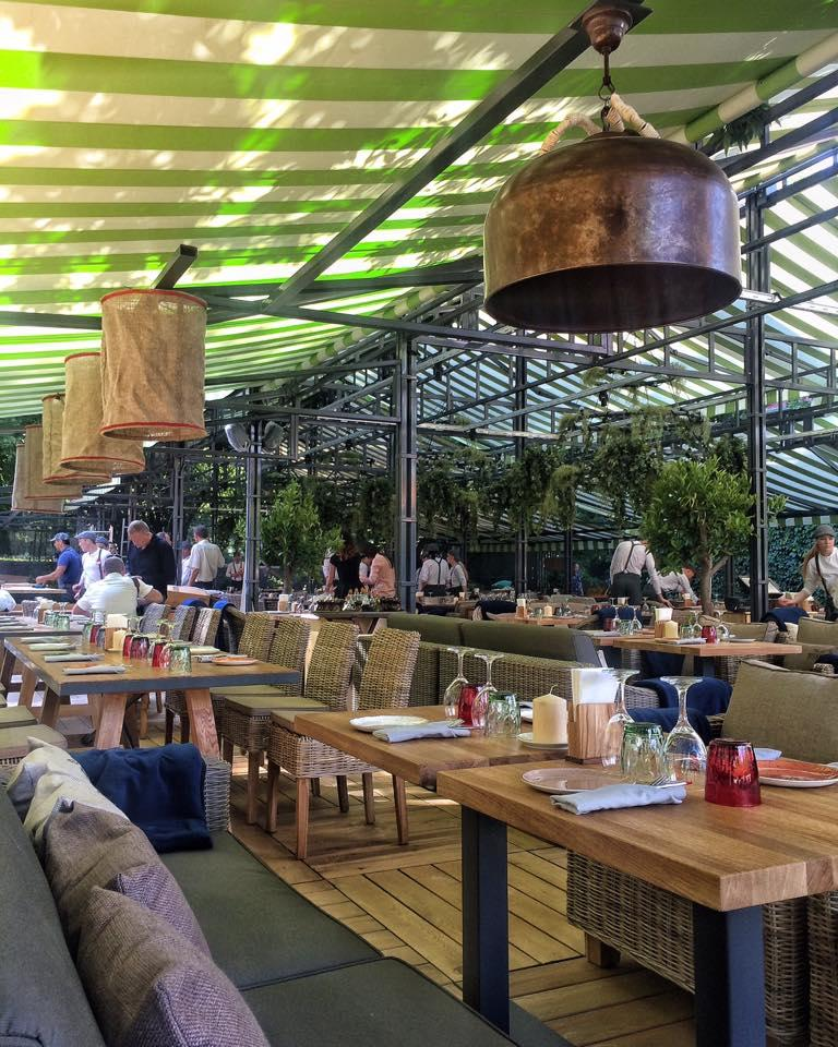Ресторан Валенок на Цветном Бульваре (Valenok) фото 5