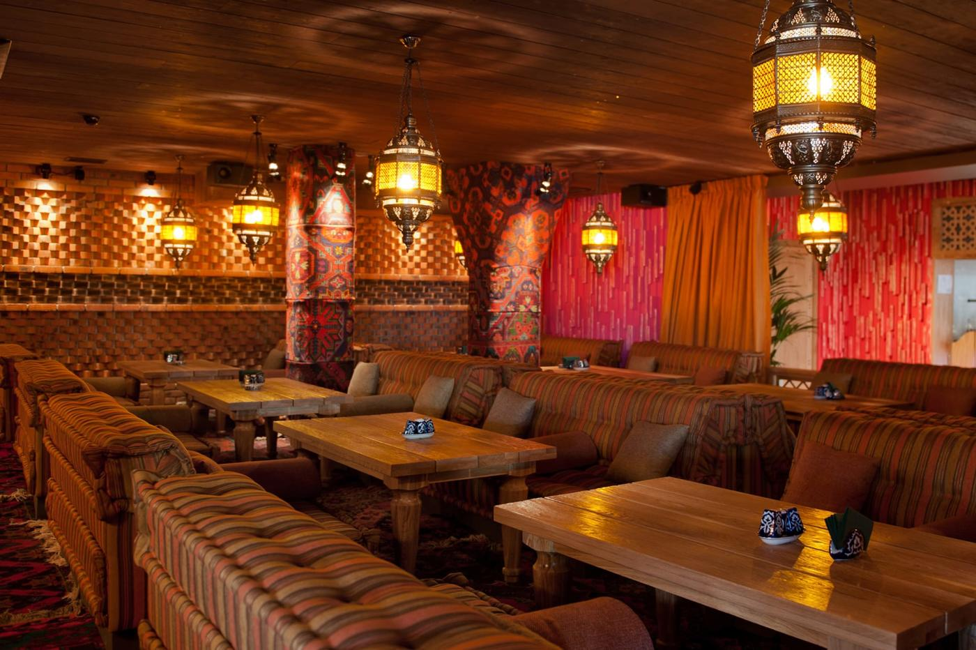 Ресторан Тапчан Площадь Ильича (Римская / Сергия Радонежского - Топчан) фото 2