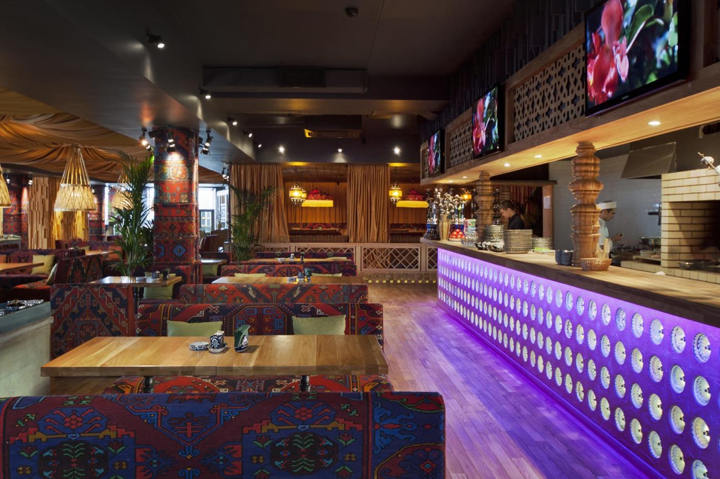 Ресторан Тапчан Площадь Ильича (Римская / Сергия Радонежского - Топчан) фото 8