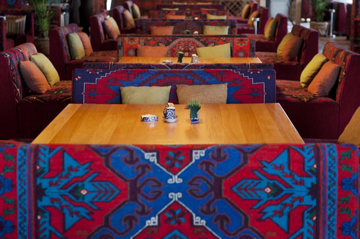 Ресторан Тапчан Площадь Ильича (Римская / Сергия Радонежского - Топчан) фото 6
