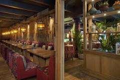 Ресторан Тапчан в Сокольниках (Русаковская - Топчан) фото 1