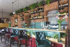 Ресторан Peter Cafe Пречистенская набережная (Petit Pierre Cafe) фото 1