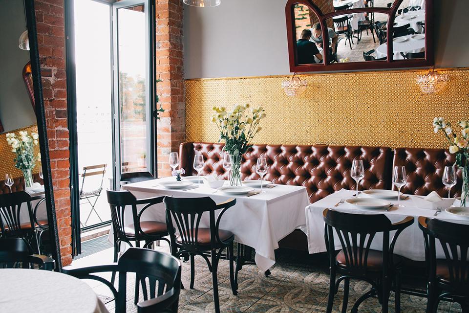 Ресторан Peter Cafe Пречистенская набережная (Petit Pierre Cafe) фото 6