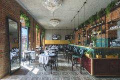 Ресторан Peter Cafe Пречистенская набережная (Petit Pierre Cafe) фото 13