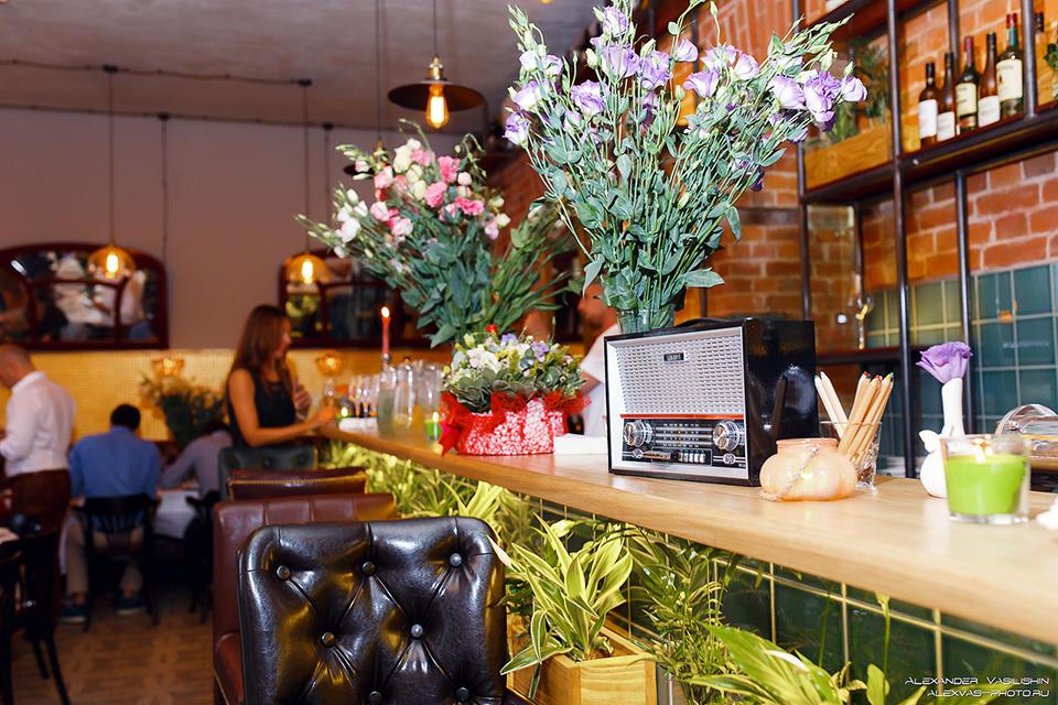 Ресторан Peter Cafe Пречистенская набережная (Petit Pierre Cafe) фото 14
