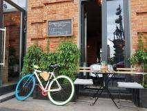 Ресторан Peter Cafe Пречистенская набережная (Petit Pierre Cafe) фото 16