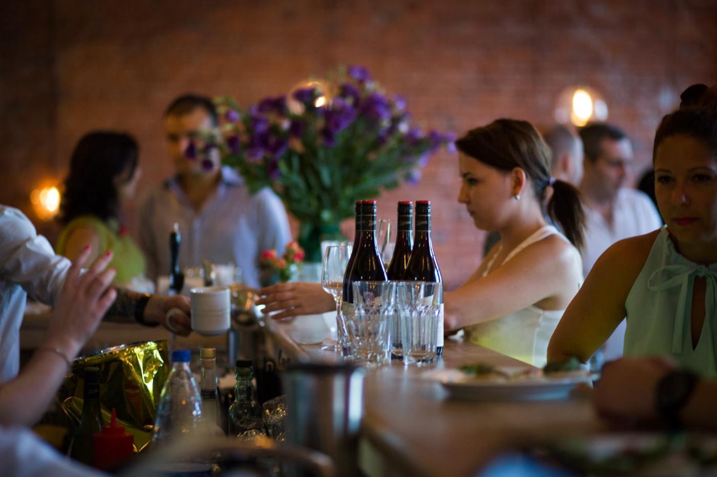 Ресторан Peter Cafe Пречистенская набережная (Petit Pierre Cafe) фото 26